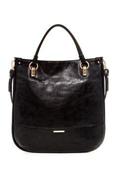 Trina Turk | Manhattan Leather Shoulder Bag | Nordstrom Rack