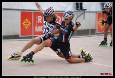 Hawk! Speed skate.