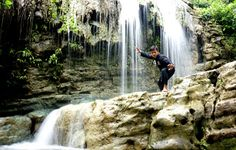 photography at curug krajan sukoharjo