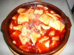 """Callos a la Madrileña"" from Spain #food"