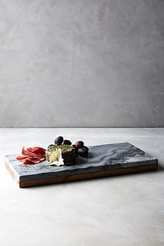 Agate Coaster, Home Accessories, Reversible Prep & Serve Board. Isle Of Man, Casa Atrium, Marble Cheese Board, Cheese Boards, Deux Faces, Anthropologie Home, Agate Coasters, Kitchen Collection, Deco Table