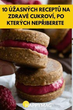 Super Cook, Healthy Baking, Healthy Recipes, Czech Recipes, Eat Breakfast, Dessert Recipes, Desserts, Raw Vegan, Sweet Recipes