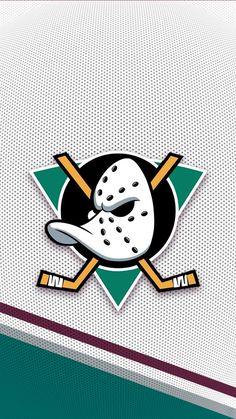 Nhl Logos, Hockey Logos, Hockey Teams, Duck Wallpaper, Iphone Wallpaper, D2 The Mighty Ducks, Ducks Hockey, Nba Pictures, Automotive Logo