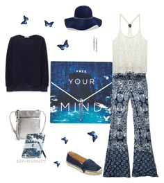"""""""free your mind."""" by mrs-scarlett ❤ liked on Polyvore featuring American Eagle Outfitters, Abercrombie & Fitch, Wet Seal, Marc Fisher, Alternative, Nordstrom, HOBO, Boho & Co, Uni-ball and Robert Lee Morris"""