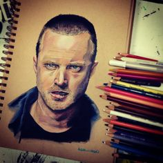 Amazing Pencil Portraits by Andrew Wilson   From up North