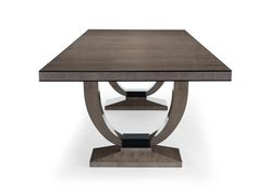 DAVIDSON London - The Ebury Table in Sycamore Stone