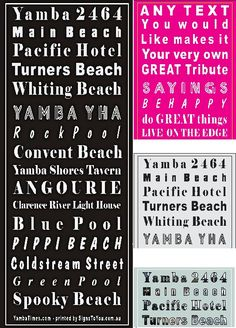 Win this personal scroll - great personal or business decorating