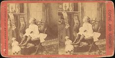 Group of 6 Stereograph Views of Christmas Scenes Poster Print by C. Graves (American) x Christmas Scenes, Vivid Colors, Poster Prints, Group, Painting, Image, American, Bright Color Schemes, Paintings