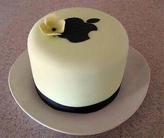 Apple Mac cake