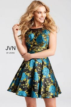 7442810508 29 Best JVN Homecoming Dresses 2018 Collection images