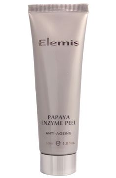 Elemis Papaya Enzyme Peel available at #Nordstrom- Awesome for my ridiculously reactive face!!!