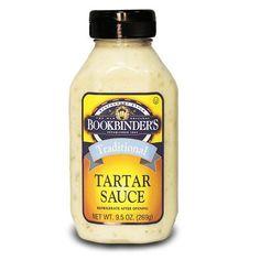 Bookbinder's Tartar Sauce (9x9.5 Oz)