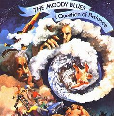 Moody Blues album art