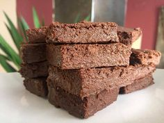 The Body Laundry | Lorena Andrade | Nutrición y medicina natural | ZUCCHINI BROWNIES!