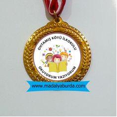 okullar için gerekli olan materyaller.. okuyorum yazıyorum madalyası okul madalya nasıl yapılır