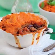 Mexican bean and beef pies with sweet potato topping Sweet Potato Toppings, Budget Family Meals, Beef Pies, Cooking Recipes, Healthy Recipes, Healthy Eating, Healthy Food, Meal Planner, Food For Thought