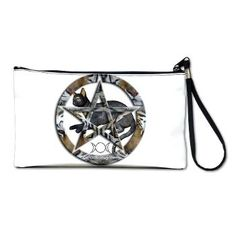 Bast Pentacle Clutch Bag