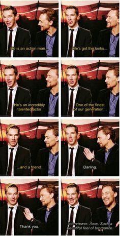 I am that interviewer.