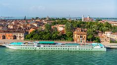 Popular destinations for river cruises in Europe include the breathtaking scenery which can be observed from luxury barges along the Rhine and Danube rivers Nile River Cruise, River Cruises In Europe, European River Cruises, Cruise Europe, Ocean Cruise, Cruise Boat, Best Cruise, Cruise Ships, Beautiful Places To Travel