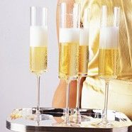 Throw a Last-Minute New Year's Eve Party - Click image to find more Holidays & Events Pinterest pins