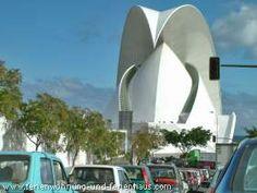 Auditorium Teneriffa / Tenerife