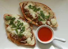 Molletes, Mexican Food, Comida Mexicana