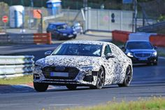 his second generation vehicle will be powered by a V6 twin-turbo gasoline engine, replacing the V8...will be more than 450 hp...2018 Audi S7 Price is still. #2018AudiS7 #audi #audis7 #sedan