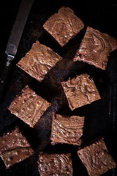 Brownies on Pinterest | Brownies, Chocolate Mint Brownies and Best ...