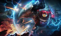 Blitzcrank | League of Legends