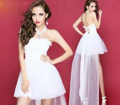 Bridemaids Style Wedding Fish tail Dress Occasion Dresses ddf3e45c5594
