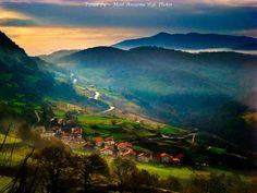 Sierra Aralar, Navarra, Spain