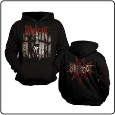 "Slipknot Brand New Pullover Hoodie from the new album ""5: The Gray Chapter"" - USA import available to order online now"