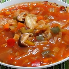 Original Cabbage Soup for Cabbage Soup Diet