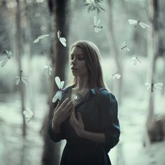 Eternal Secret by Maryna Khomenko on 500px