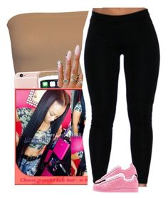 """"""""""" by newtrillvibes ❤ liked on Polyvore"""
