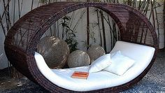 Haute Décor: Outdoor daybeds bestow luxury living & comfort | Hometone