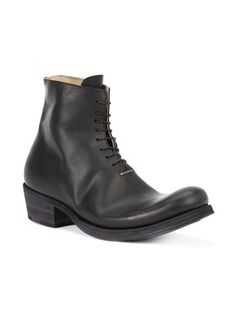 M.A+ (Maurizio Amadei) lace-up ankle boots