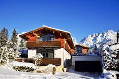 Immobilien Going am Wilden Kaiser. Hochwertig ausgestattetes Einfamilienhaus in Top Sonnenlage in Going