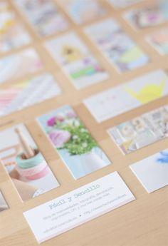 Fácil y Sencillo: Moo Mini Cards for me! :)