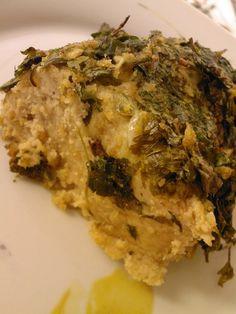 Rolo de Okara com Crosta de Salsa