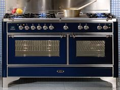 5 Stovetops & Ovens We'd Sell A Kidney For #ILVE
