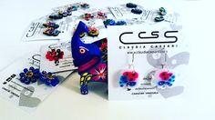 Reduciendo los formatos para ofrecerles mayor comodidad y elegancia vienen éstos #zarcillos colgados pequeños #ClaudiaCassani  Pedidos vía web & whatsapp [ver perfil]
