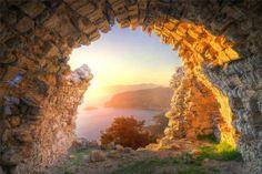 Монолитос - о. Родос, Греция Monolithos - Rhodes Island, Greece www.amazing-greece.ru