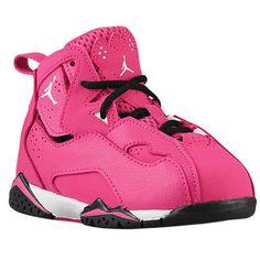 Jordan True Flight - Girls' Toddler from Foot Locker. Shop more products from Foot Locker on Wanelo. Nice Jordans, Baby Jordans, Shoes Jordans, Shoes Sneakers, Women's Shoes, Jordan Shoes Girls, Girls Shoes, Baby Girl Shoes, Kid Shoes