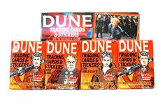 dune trading cards - Google Search