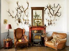 Ok this is a little over the top but I am totally into the whole antler thing right now!