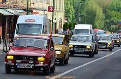 Intalnirea Dacia Clasic 2016, prima parte - BRASOV Non Stop
