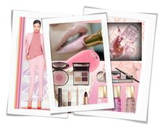 """Pink Beauty"" by shellysioux ❤ liked on Polyvore"