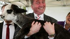 """Don't be fooled by his childish smile and cheerful name. Barnaby Joyce, Australia's Minister of Agriculture, is one of the most dangerous men on the planet, using lies and deception to convince the world that the millions of animals who are terrorized under his watch are treated """"humanely in almost every instance"""" and that the real problem is the activists with cameras."""
