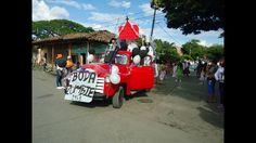 Carnaval-Desfile de Comparsas  y carrozas 133 Años de Andalucia Valle-Co... Monster Trucks, Vehicles, Carnival, January, Colombia, Rolling Stock, Vehicle